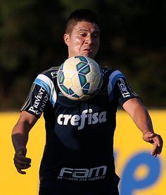 Palmeiras aposta em DNA ofensivo para abrir vantagem contra o Flu #globoesporte