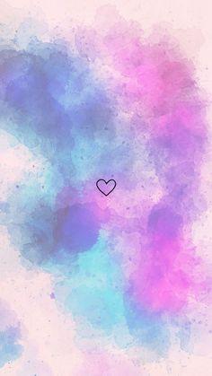Pin by DIDI♥️ on Handy hintergrund in 2019 Phone Screen Wallpaper, Emoji Wallpaper, Heart Wallpaper, Cute Disney Wallpaper, Tumblr Wallpaper, Cute Wallpaper Backgrounds, Love Wallpaper, Wallpaper Iphone Cute, Pretty Wallpapers