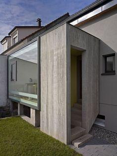 The Window Inside the Window by Loïc Picquet Architect - News - Frameweb