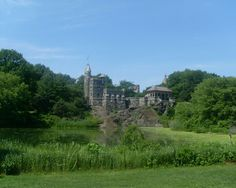 Belvedere Castle, New York, NY, United States
