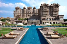 Fairmont is one of the world's oldest Hotel Brands. The Fairmont Jaipur amalgamates the best of Rajasthani and Mughal architecture to create a luxury stay for you.