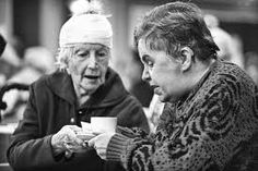 Elderly people in the Netherlands connect when joining for 'pamper care'