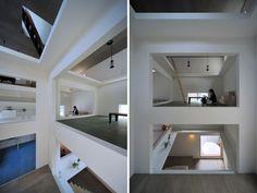 House T par Hiroyuki Shinozaki - Journal du Design
