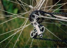 The heart and soul of the Campy Drivetrain. Bicycles, Cycling, Heart, Biking, Bicycling, Bike, Hearts, Bicycle, Ride A Bike