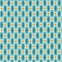 Joel Dewberry - True Colors - Abacus in Aqua