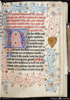 Book of Hours, MS M.71 fol. 140r - Images from Medieval and Renaissance Manuscripts - The Morgan Library & Museum
