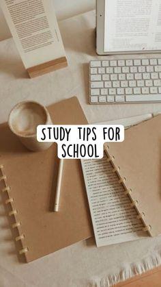 Middle School Hacks, High School Life, Life Hacks For School, School Study Tips, School Organization Notes, School Notes, School Stuff, Teen Life Hacks, School Routines