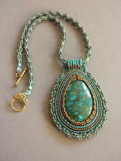 Beaded Necklace Designs | Seed Bead Jewelry Designs