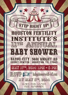 Houston Fertility Institute's 11th Annual Baby Shower -