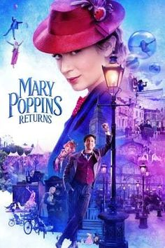 Lin-Manuel Miranda and Emily Blunt in Mary Poppins Returns Disney Pixar, Walt Disney Movies, Film Disney, Walt Disney Pictures, Disney List, Movies 2019, New Movies, Movies To Watch, Good Movies