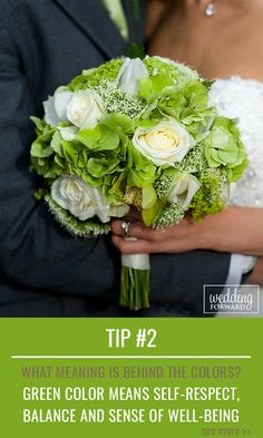 The Meaning Behind Colors In Your Wedding Bouquet ❤ Find out what colours mean in your wedding bouquet, and make it extra special. See more: http://www.weddingforward.com/meaning-behind-colors-wedding-bouquet/ #weddings #weddingplanning