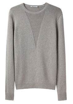 Alexander Wang's silk cotton pullover is perfect for weekend lounging
