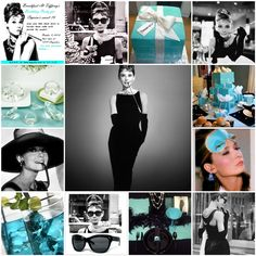 I need a Breakfast at Tiffany's party oh pleaseeee mom and dad pleaseee