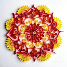 Série Mandalas Artista: Evelin Martins  www.facebook.com/EvelinMartinsArte
