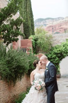 Stephanie and Ben's Enchantment Wedding in Sedona - Cameron and Kelly Studio