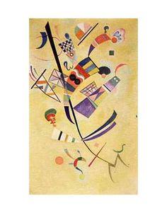 Kandinsky - Untitled No. 629