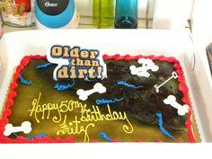 "50th birthday cake images | 50th"" Birthday cake | 50th Birthday"