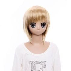 Cosplay Short Wigs Hetalia Blond Liechtenstein Costume Wigs by GOOACTION. $22.28. Package:1 PCS. Hair Style: Cosplay Wigs. Color : AS PICTURE ,Color Shown: (Color may vary by monitor.). Material : High temperature wire. Length :about 13.77 inch. Brand: GOOACTION Recommended features: 1. Super natural wig , suitable for almost every lady aged from teenagers to adults. 2. With the high technology, Miss Beauty wig series are quite soft and smooth without frizz which imp...