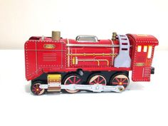 Train-RM45 | The Tinmen-online vintage tin toy store