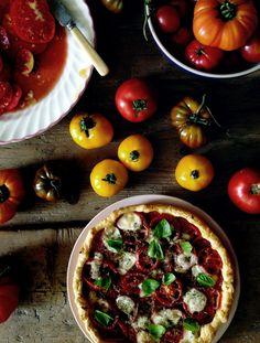 Tomato Tart / Mimi Thorisson