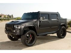 hummers | Tuesday, December 16, 2008 Categories: Hummer , Hummer H2 , Tuning |