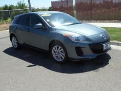 2013 Mazda Mazda3 i Touring EPA City: 28 EPA Highway: 39