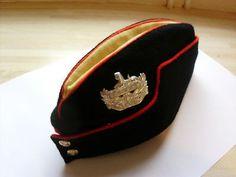 Gloucestershire Regiment Military Cap, Military Units, Military History, John Gibson, British Army Uniform, Headgear, Headdress, Captain Hat, Baseball Hats