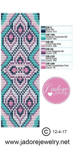 off loom beading techniques Beading Patterns Free, Seed Bead Patterns, Peyote Patterns, Weaving Patterns, Stitch Patterns, Jewelry Patterns, Beading Ideas, Loom Bracelet Patterns, Bead Loom Bracelets