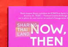 SHARING THAILAND - studioahha