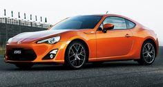 La Toyota-GT-86 élue Voiture de l'année 2012 par le magazine Top Gear