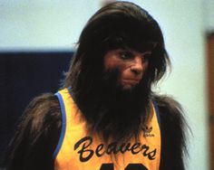 Teen Wolf Michael J. Fox as Scott Howard Movies Of The 80's, 80s Movies, I Movie, Watch Movies, Teen Wolf 1985, Scott Howard, Teenage Werewolf, Michael J Fox, Weird Stories