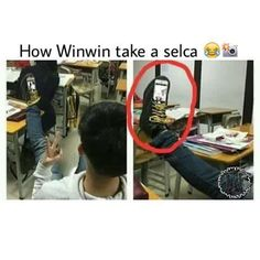 winwin nct 127 selca - Google Search