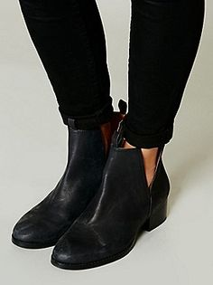 Jeffrey Campbell Cast & Crew Ankle Boot at Free People Clothing Boutique