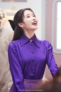 Kpop Outfits, Outfits For Teens, Fashion Outfits, Fashion Women, Guys And Girls, Kpop Girls, Asian Woman, Asian Girl, Iu Hair