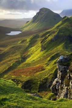 The Trotterish Hills, Scotland