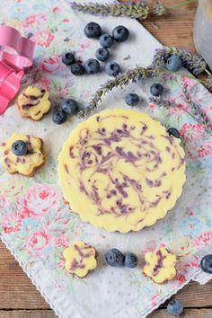 Blueberry Cheesecake - Blaubeer Cheesecake #summer #sommer #blueberries #cheesecake | Das Knusperstübchen