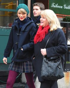 Taylor, Austin and Andrea in NYC