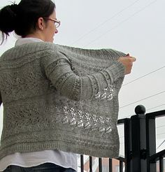 * I Think I might actually be able to accomplish something like this  * ~inspiration-simple rectangle with long sleeves crocheted as one piece~ Bea Benson Blog