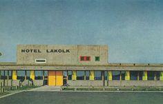 Hotel Lakolk, Rømø Friis & Moltke 1966 #Danmark