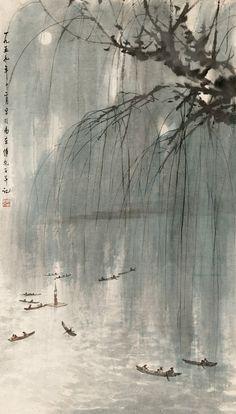 Baoshi Fu.  Via yama-bato.tumblr.com.