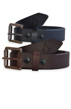 Assassin's Creed Leather Belt