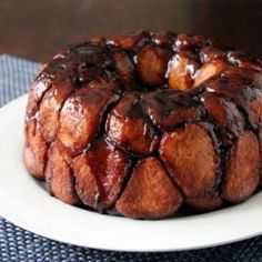 Need a last minute Easter breakfast? Whip up baked's monkey bread Saturday night and have hot gooey bread Sunday morning!