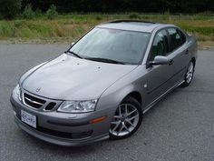 Saab 9-3....my ride