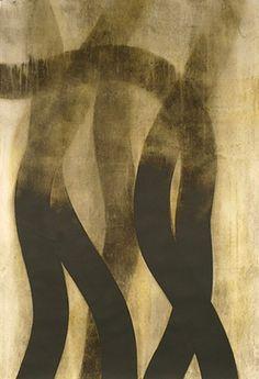 Doug Glovaski, Regeneration #54 2012, acrylic  on paper