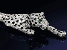 Wallis Simpson's panther bracelet sold for $12.4 million. It was rumoured Madonna may have purchased the piece.