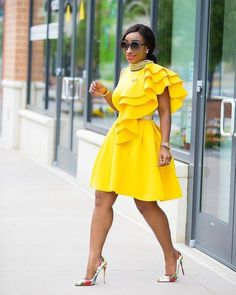10 Awesome Guest Summer Wedding Outfit Ideas Being a wedding guest in the summer can be tricky, especially when you don't have a big budget but want to find a beautiful dress. These summer wedding outfits for guests are all cheap which … African Attire, African Wear, African Fashion Dresses, African Dress, Cute Dresses, Beautiful Dresses, Cute Outfits, Skater Dresses, 50s Dresses