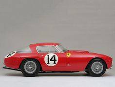 Few can match the historical significance of this 19 b. 53 340/375 MM Berlinetta Competizione. Not only did the machine compete in the 24 Hueres du Mans 1953 , but this particular Ferrari managed to finish in second place before being disqualified for taking on extra brake fluid during a stop. More importantly, a total of three Formula One world champions have driven this car in competition at events that include the Spa 24 Hours, Pescara 12 Hours and the Circuit of Guadeloupe.