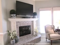 classic • casual • home: Master Suite Before and Now