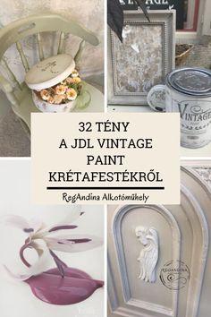 RegAndina Alkotóműhely: 32 tény a Vintage Paint krétafestékről Diy And Crafts, Restoration, Painting, Vintage, Entryway, Home Decor, Shop, Entrance, Decoration Home