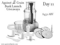 Another awesome giveaway from against all grain http://www.rafflecopter.com/rafl/display/c54ff422/